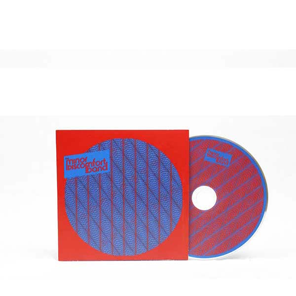 CD in card wallet