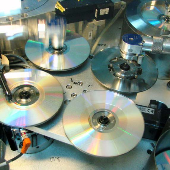 cd replication machine
