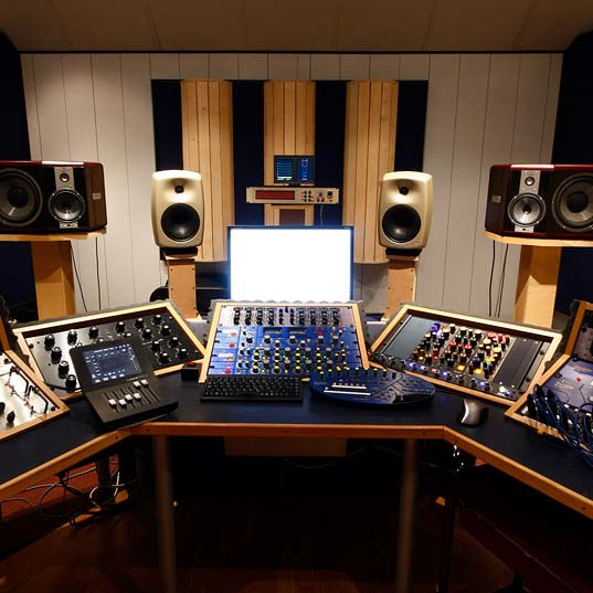 audio mastering suite